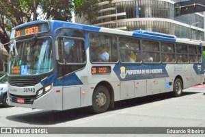 Belo Horizonte: Prefeitura  emite 66 multas por empresas de ônibus não cumprir medidas contra a Covid-19