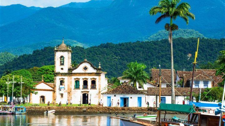 RJ: Paraty segue fechada ao turismo rodoviário até 15 de agosto