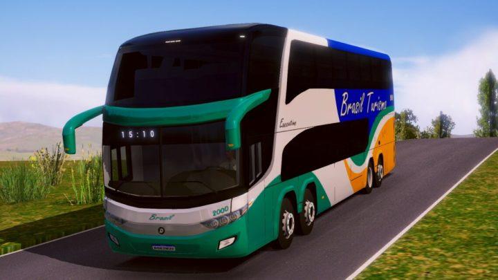Vídeo: World Bus Driving Simulator recebe atualização com novos cenários