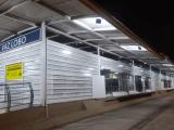 BRT Rio finaliza reforma da estação Vaz Lobo