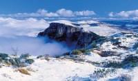 Neve pode atingir estados do Sul a partir de quinta-feira. Viagem deve ter atenção redobrada