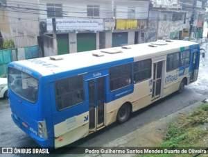 Salvador: Polícia prende homem que teria atirado em mulher durante assalto a ônibus