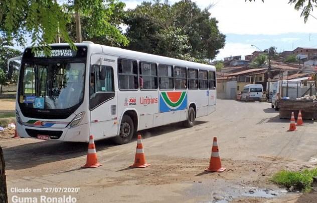 João Pessoa retoma linha de ônibus noturna para atender trabalhadores