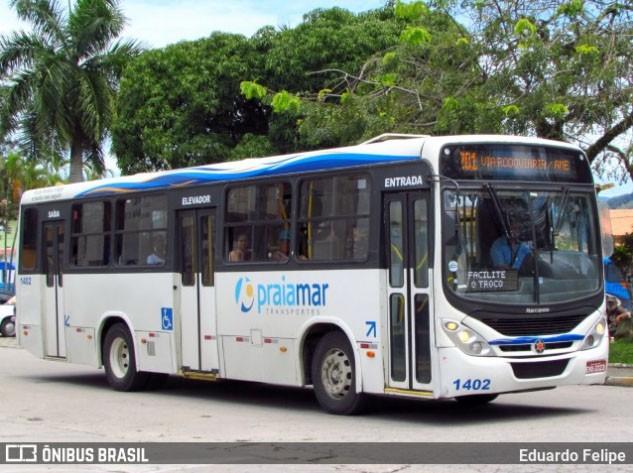 Caraguatatuba multa Praiamar Transporte por lotação e falta de limpeza nos coletivos