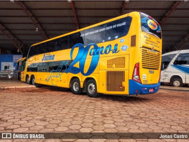 Nota MT: Passagens de ônibus também vão concorrer aos prêmios do programa