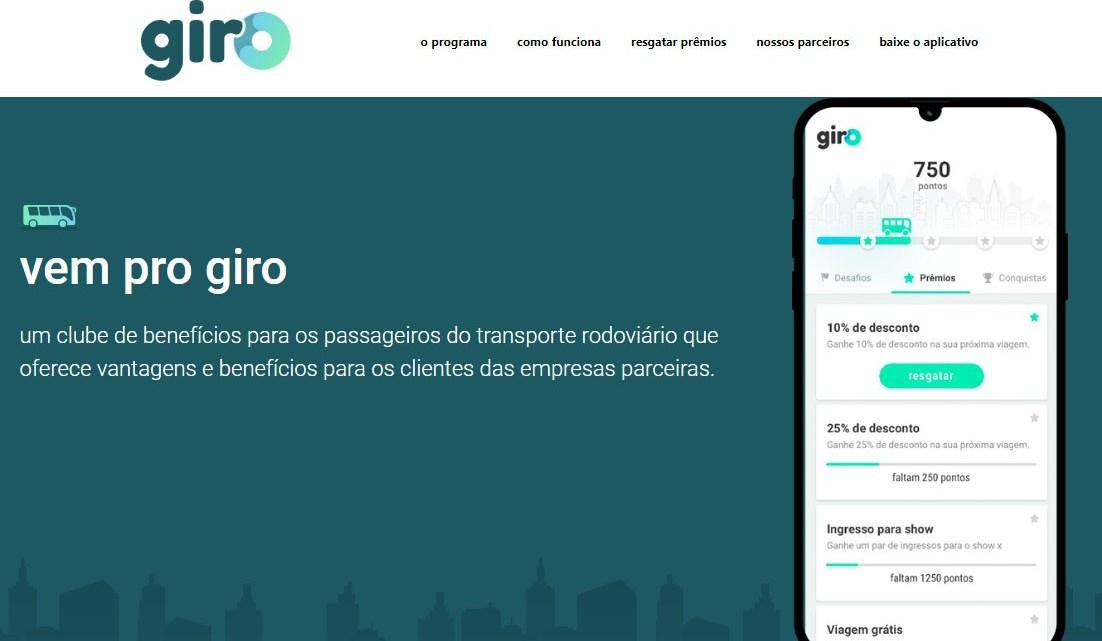 Grupo JCA lança o Clube Giro, primeiro programa de benefícios gameficado de transporte rodoviário