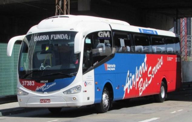 São Paulo: Linha 472 do Airport Bus Service terá redução de 26%