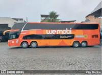 Vídeo: Conheça o ônibus de 64 poltronas da Wemobi que faz o trecho Rio x São Paulo x Rio