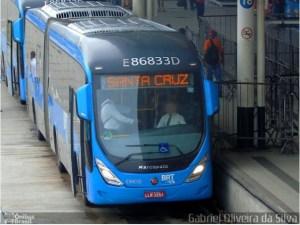 MPRJ recomenda que prefeitura e empresas de ônibus do BRT Rio evite aglomerações nos ônibus