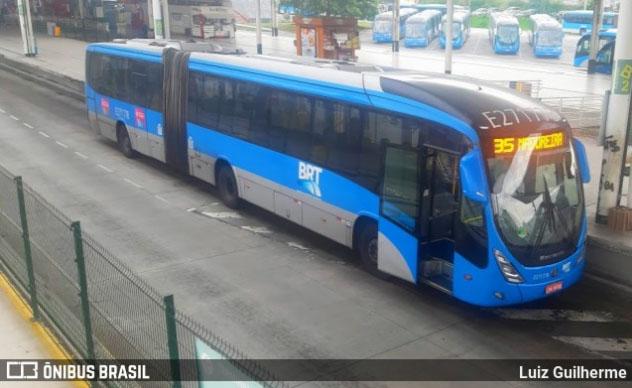 BRT Rio termina o fim de semana com mais reclamações de clientes