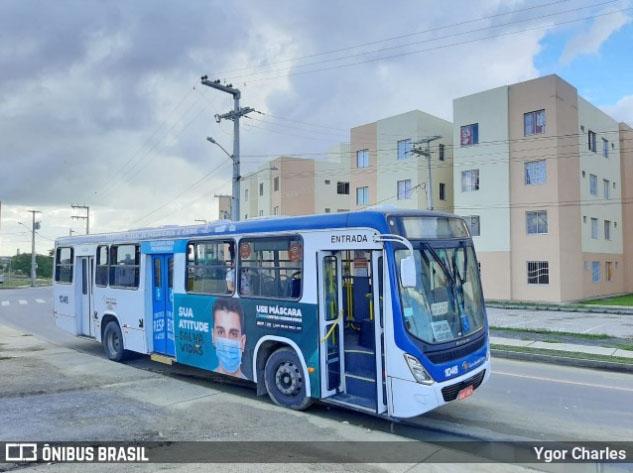 Empresas de ônibus de Campina Grande poderão demitir vários funcionários, diz Sitrans