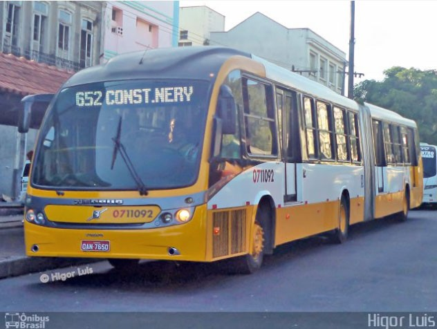 Manaus: Passageiro acaba esfaqueado durante assalto a ônibus da linha 652