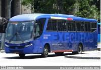 Prefeitura do Rio flagra 79 irregularidades em ônibus na garagem da Expresso Pégaso
