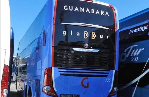 Expresso Guanabara adquire novos ônibus DD New G7 para o serviço Leito Glamour
