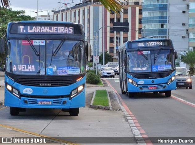 Grande Vitória: Paralisação poderá deixar região com menos ônibus circulando na quarta-feira 2