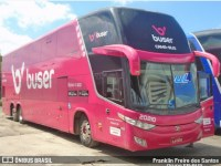MS: Ônibus da Buser acaba apreendido na BR-262 nesta manhã de segunda-feira