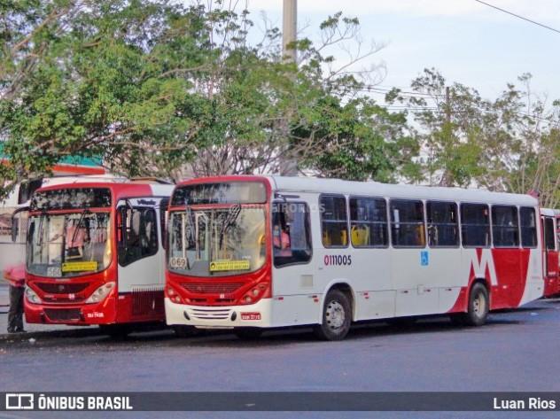 Manaus altera linhas de ônibus por conta de  obra no Terminal 1