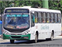 Salvador: Ônibus da Viação Costa Verde é assaltado em Amaralina nesta manhã