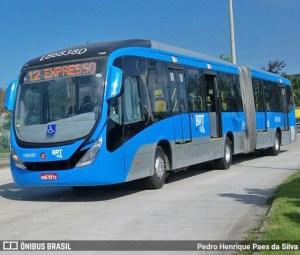 BRT Rio segue com ônibus lotados durante a pandemia e vira alvo de reclamações