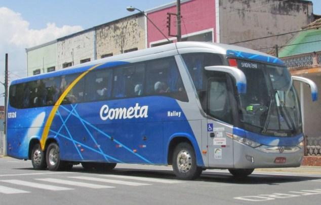 MG: Viação Cometa indenizará passageiro devido acidente em R$ 50 mil