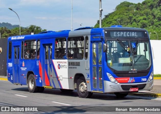 SP: EMTU determina aumento de frota de ônibus em 13 linhas metropolitanas da Baixada Santista