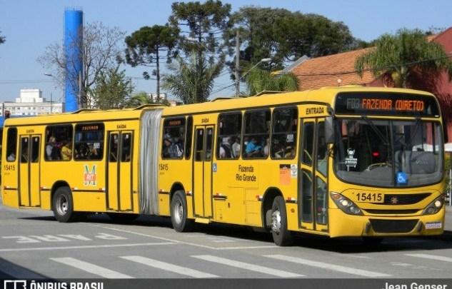 Curitiba: Comec reforça horários de 16 linhas metropolitanas a partir de segunda-feira
