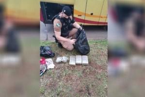 Umuarama: Polícia prende mulher com skunk em ônibus que seguia para Campinas/SP