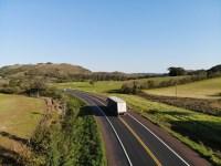 DNIT conclui recuperação de 9 km da BR-282/SC, no meio oeste de Santa Catarina