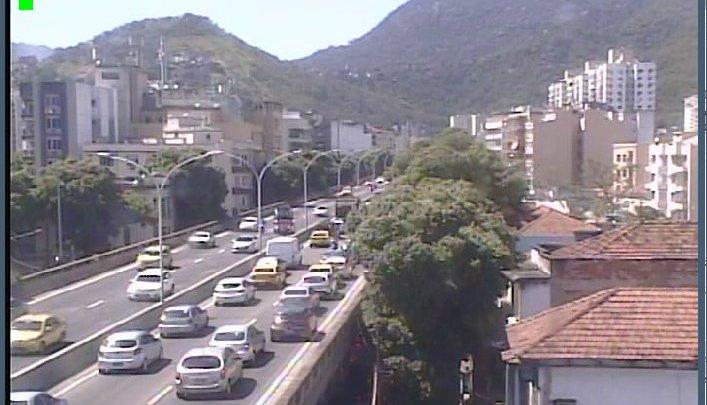 Prefeitura do Rio interdita nesta quinta-feira o Elevado Paulo de Frontin para manutenção