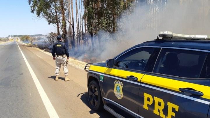PRF intensifica policiamento no feriado de Independência
