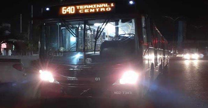 Manaus: Idoso acaba baleado durante assalto a ônibus no bairro Cidade Nova