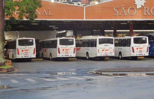 SP: Rodoviários de São Roque realizam paralisação nesta sexta-feira