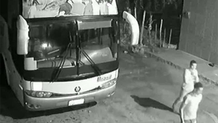Arapiraca: ônibus rodoviário tem bateria furtada no fim de semana