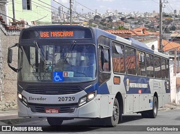 Belo Horizonte anuncia três novas linhas de ônibus nesta segunda-feira