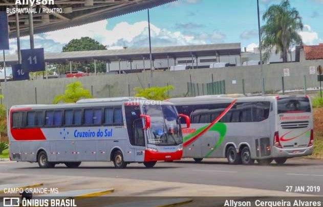 MS: Agepan divulga recomendações para o transporte intermunicipal de passageiros