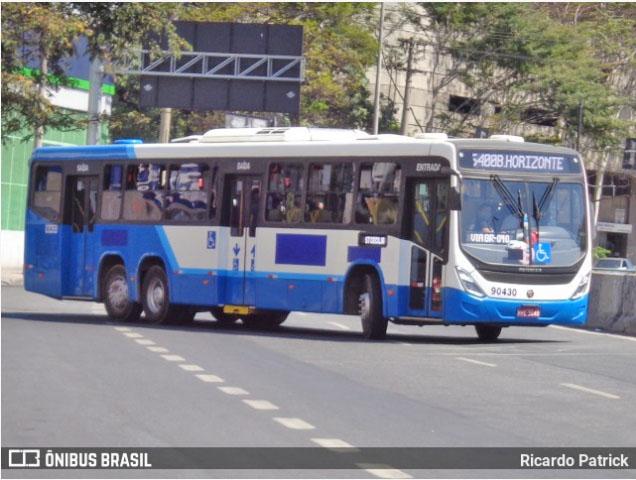 Companhia Coordenadas realiza testes com ônibus de 15 metros em Belo Horizonte