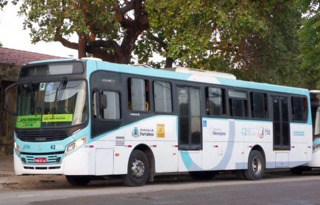 MPCE pede o retorno de 100% da frota de ônibus em Fortaleza