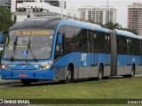 Rio: Reaberto trecho do corredor Transoeste do BRT por causa da chuva na cidade