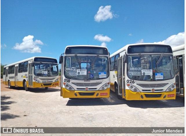 Natal: Tribunal de Justiça determina circulação de  70% da frota de ônibus em circulação até o dia 14