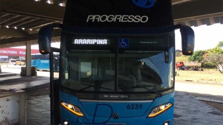 Natal: Rodoviária aguarda fluxo de passageiros 50% menor neste feriadão