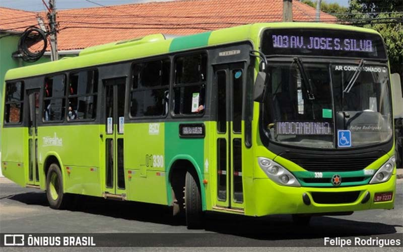 Prefeitura de Teresina suspende o transporte de ônibus neste domingo (6) e segunda-feira (7)