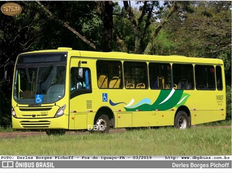 Rodoviários de Foz do Iguaçu anunciam paralisação para a próxima terça-feira 8