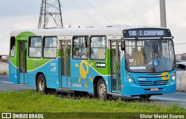 Ônibus do Transcol seguirão  sem cobradores pelos próximos 60 dias