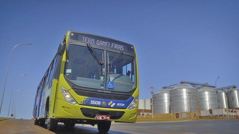 Uberaba cria nova linha de ônibus para atender fábrica de cervejas na BR-050
