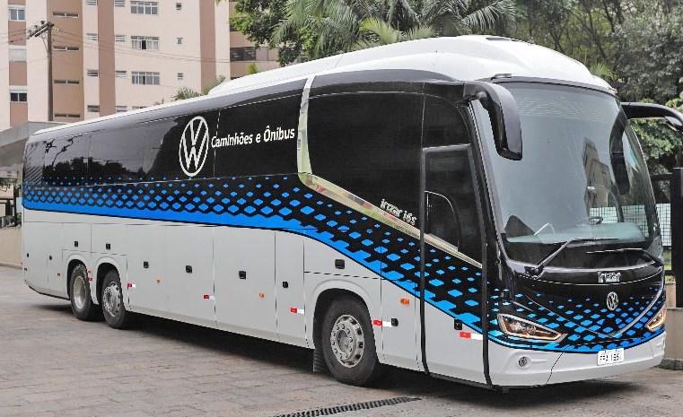 Volkswagen anuncia novo ônibus equipado com chassi Volksbus 18.330 OT 6×2