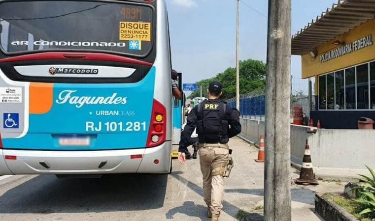 RJ: PRF realiza primeira fase de Operação de Segurança Viária