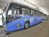 Salvador: Ônibus elétricos que irão circular no Subúrbio Ferroviário realizam viagem teste