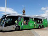 Bahia: Ônibus elétrico e a gás iniciam operação no Subúrbio de Salvador e região metropolitana