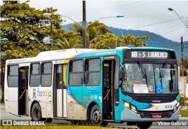SP: Paralisação de rodoviários de Bertioga segue neste feriado podendo durar até quarta-feira