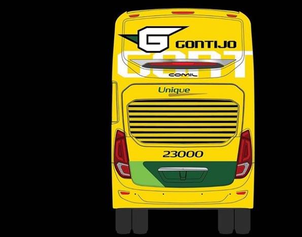 Novos ônibus da Gontijo podem ser entregues ainda este ano
